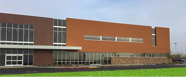 Rio Bravo Ambulatory Surgery Center Exterior